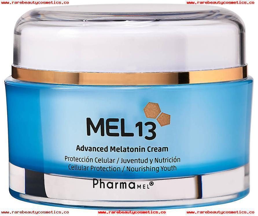 PHARMAMEL. MEL 13. ADVANCED MELATONIN CREAM. 50 ml.