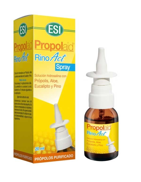 ESI-TREPAT DIET. PROPOLAID RINO ACT SPRAY. 20 ml.